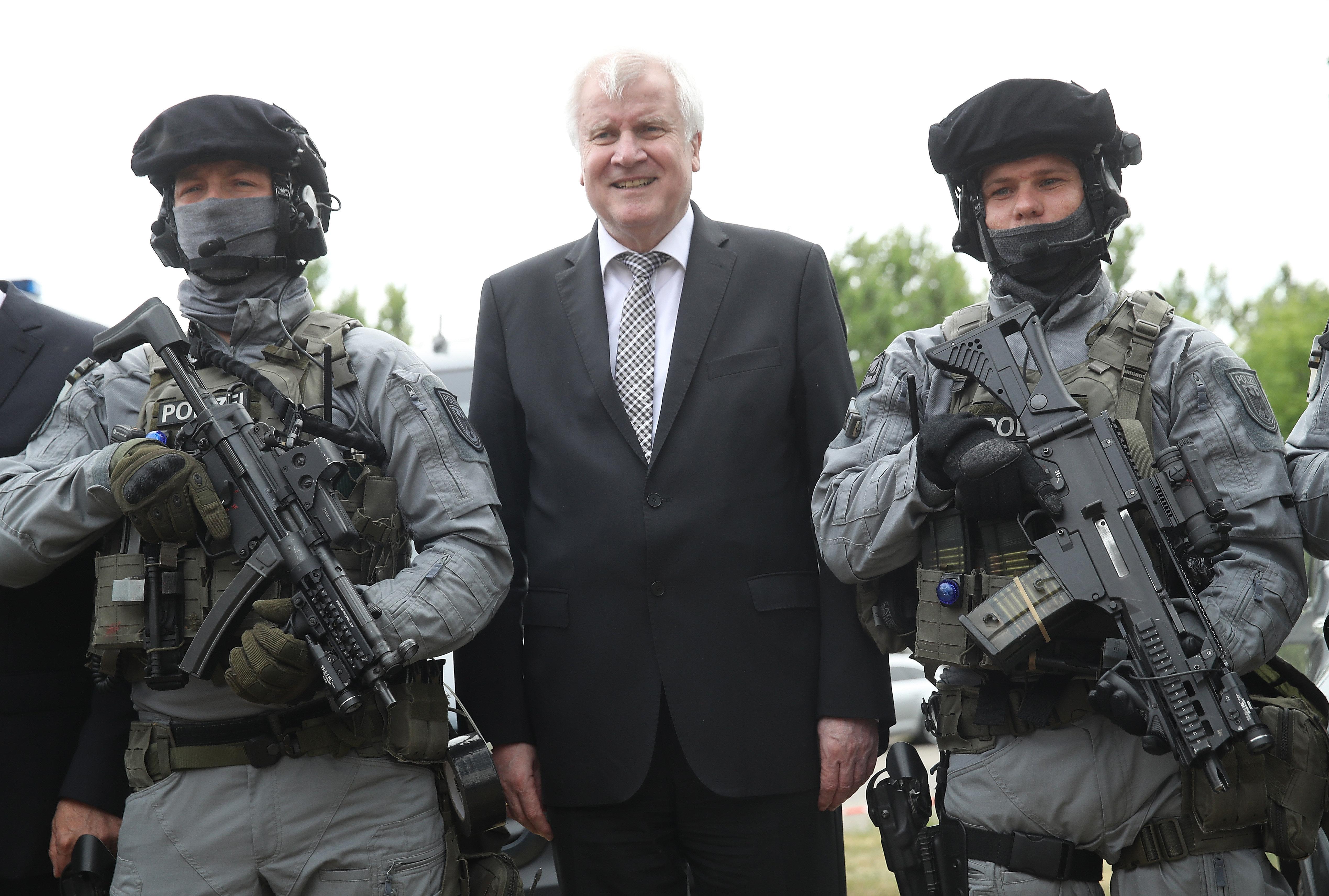 Die Angst vor Terroranschlägen in Deutschland eint viele Bundesbürger – auch Innenminister...