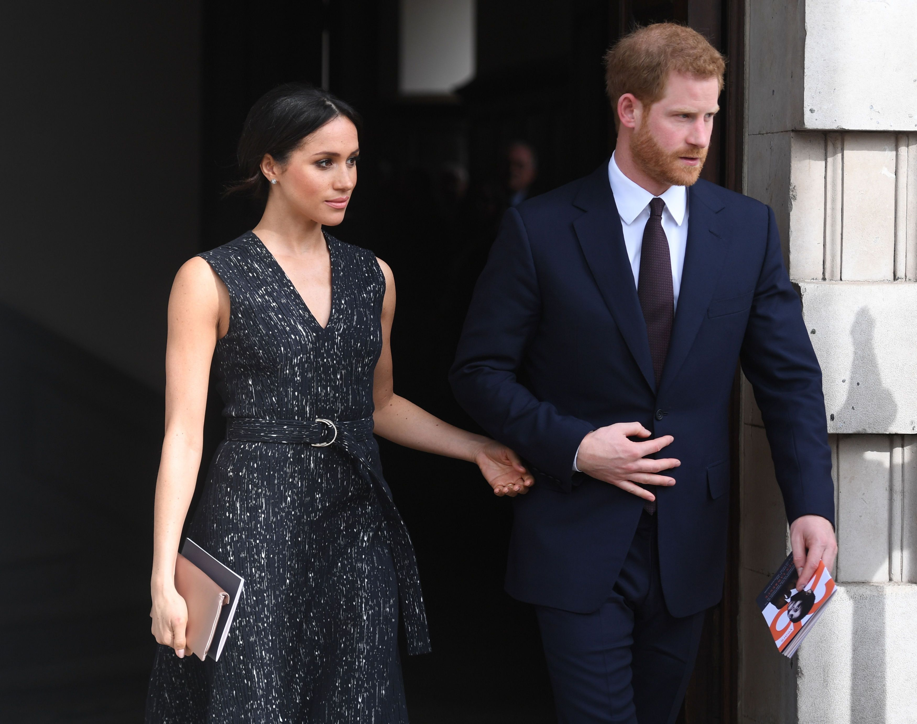 Meghan Markle's Dad Can't Attend Royal Wedding Because Of Heart Operation –