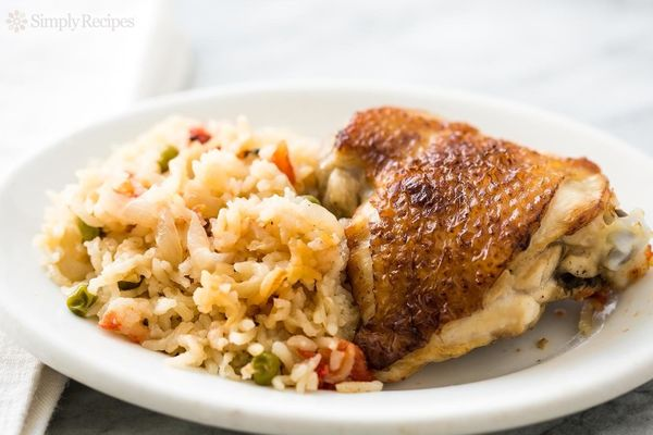 """<strong>Get the <a href=""""https://www.simplyrecipes.com/recipes/slow_cooker_chicken_rice_casserole/"""" target=""""_blank"""">Slow Cook"""