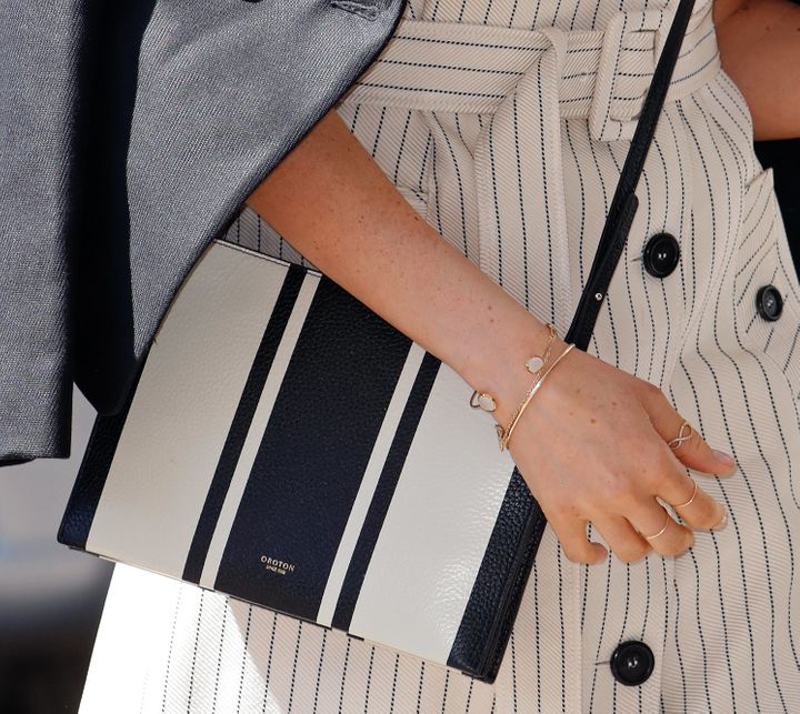 This Oroton crossbody bag sparked its own Meghan Markle-related Google search.