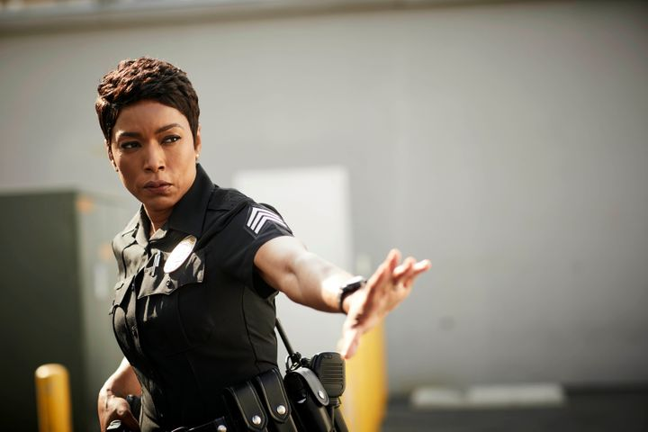 "Angela Bassett in ""9-1-1."""