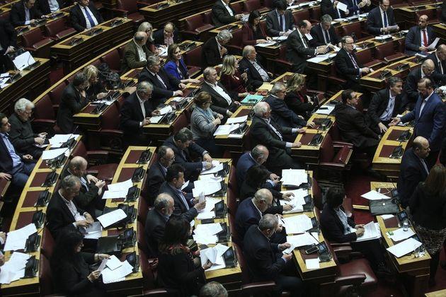 Υπερψηφίστηκε επί της αρχής, από ΣΥΡΙΖΑ, ΑΝΕΛ και Ποτάμι, το νομοσχέδιο για το