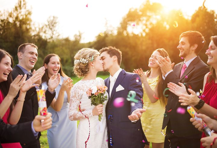 What Not To Wear To A Wedding According To Etiquette