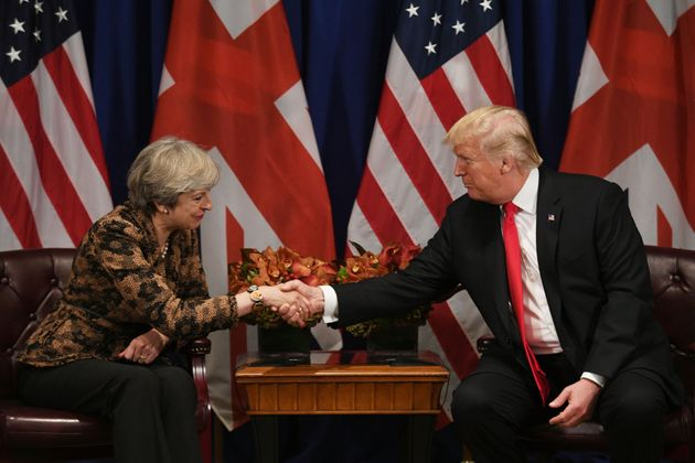 Why Britain Shouldn't Bank On A Free Trade Agreement With America After
