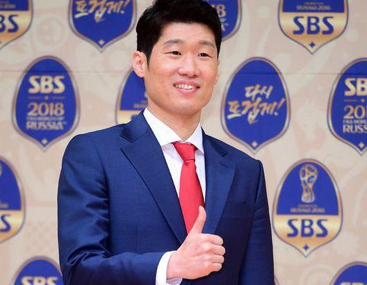박지성이 설명한 '손흥민이 박지성과 다른