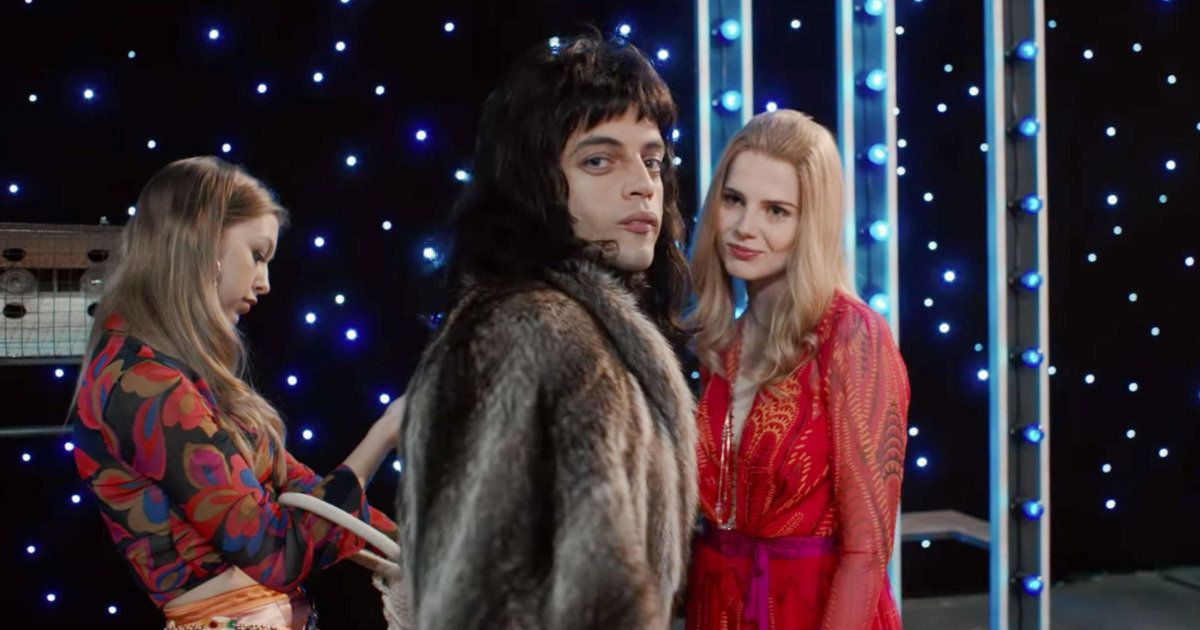 Resultado de imagen para bohemian rhapsody movie freddie and marie