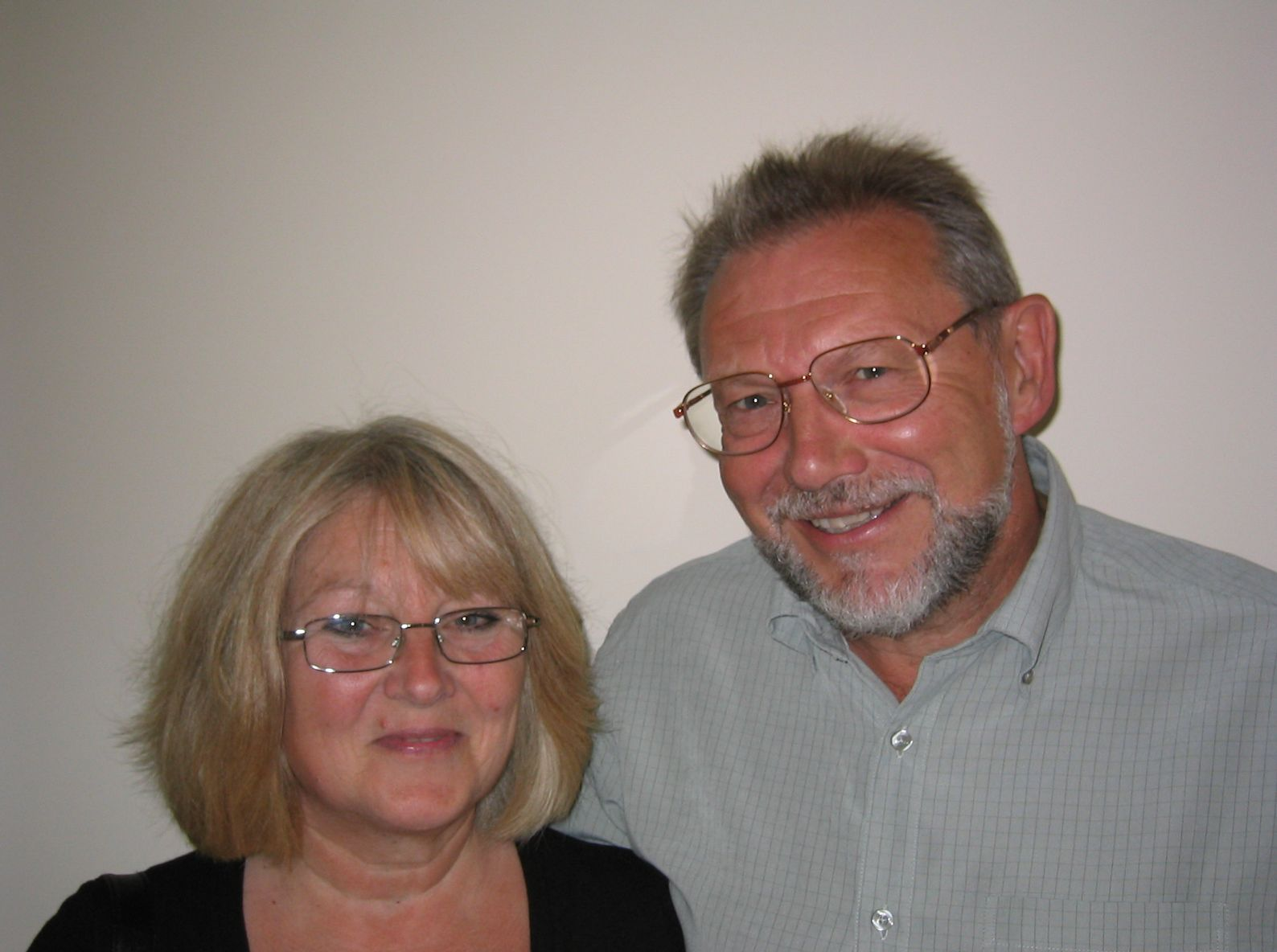Sue and Tony,fromGloucestershire, have been foster carers for eight