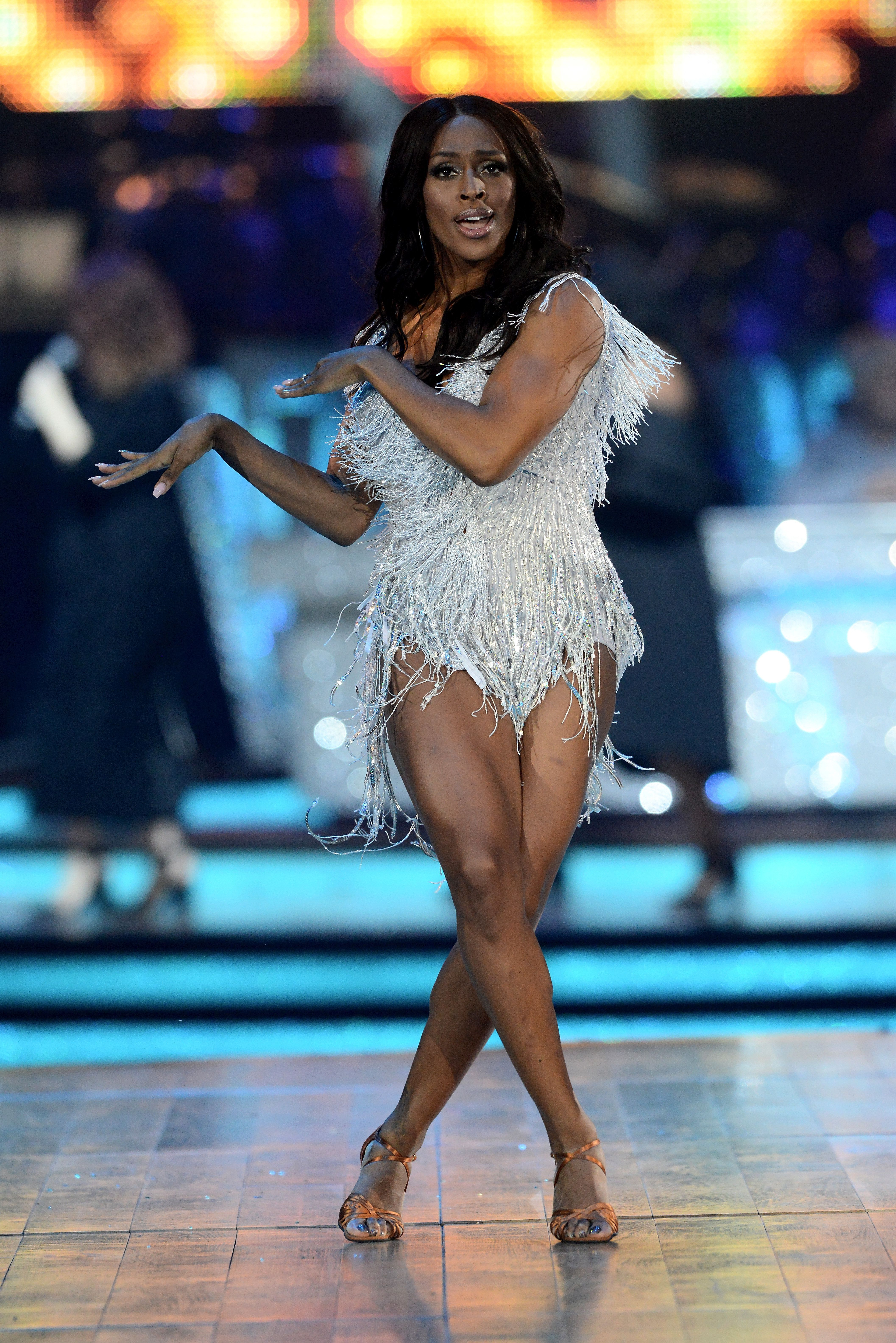 Alexandra Burke Reveals She Almost Quit 'Strictly Come