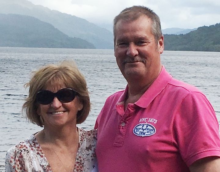 Dave and Mary have been foster carers for 12 years.