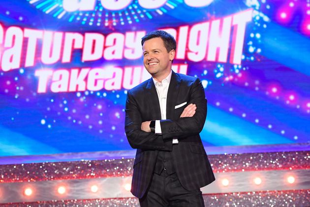 Ant And Dec Pictured Together For First Time Since Ant's Drink-Driving