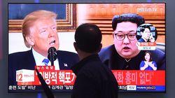 La Corée du Nord menace d'annuler le sommet avec les