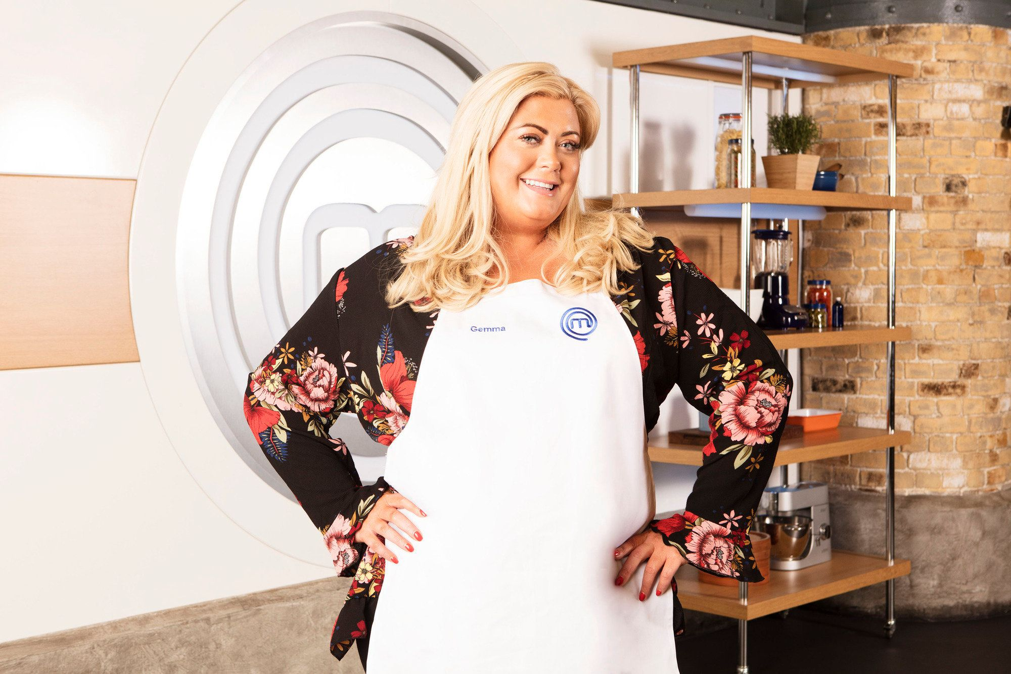 Gemma Collins Is Doing 'Celebrity Masterchef'. We Repeat, Gemma Collins Is Doing 'Celebrity