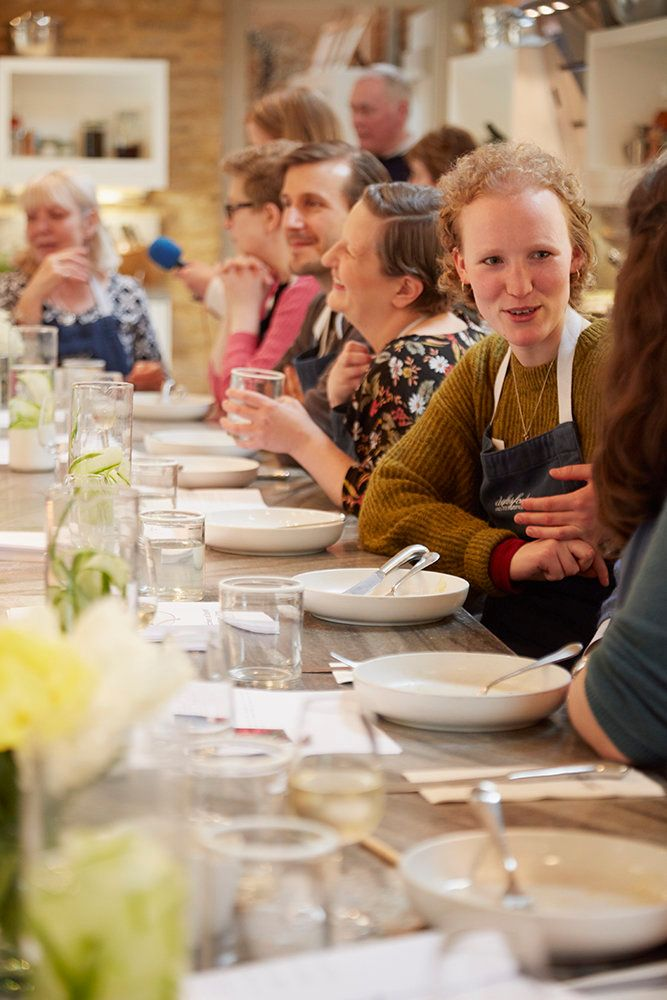 This Incredible Cooking Class Helps Cancer Patients Fall Back In Love With
