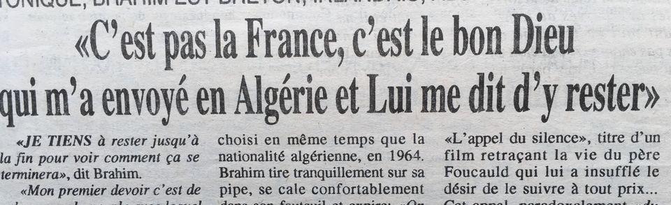 La Tribune du 29 mai