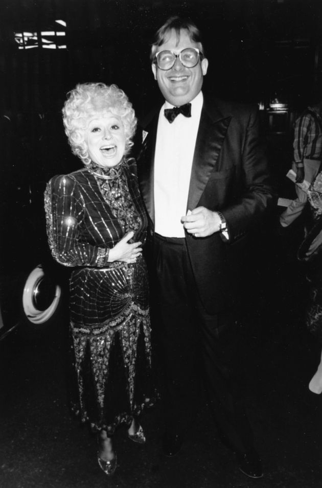 Biggins and Barbara have been friends formore than 40
