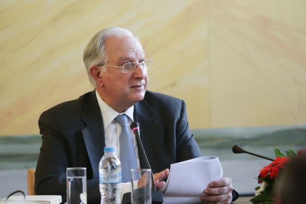 Παραίτηση του προέδρου του ΣτΕ, Νίκου