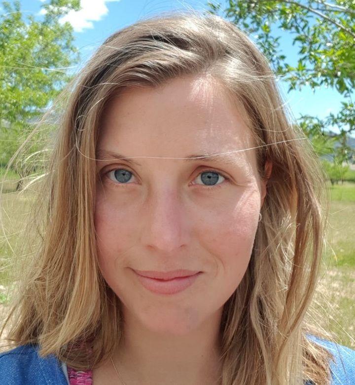 Kirsten van Reisen.