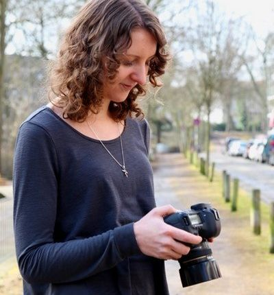 Jule Lauterbach fotografiert Sternenkinder, damit ihre Eltern eine Erinnerung an sie