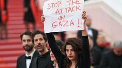 Après Gigi Hadid, l'actrice Manal Issa apporte son soutien au peuple