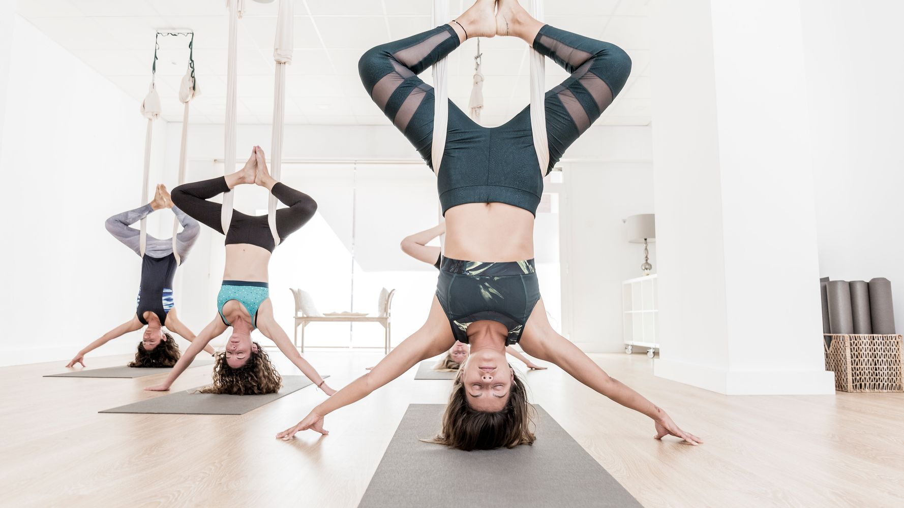 Aerial Yoga Could This Be Your New Workout   HuffPost UK Life