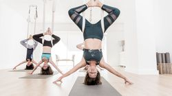 Could Aerial Yoga Be Your New Workout?