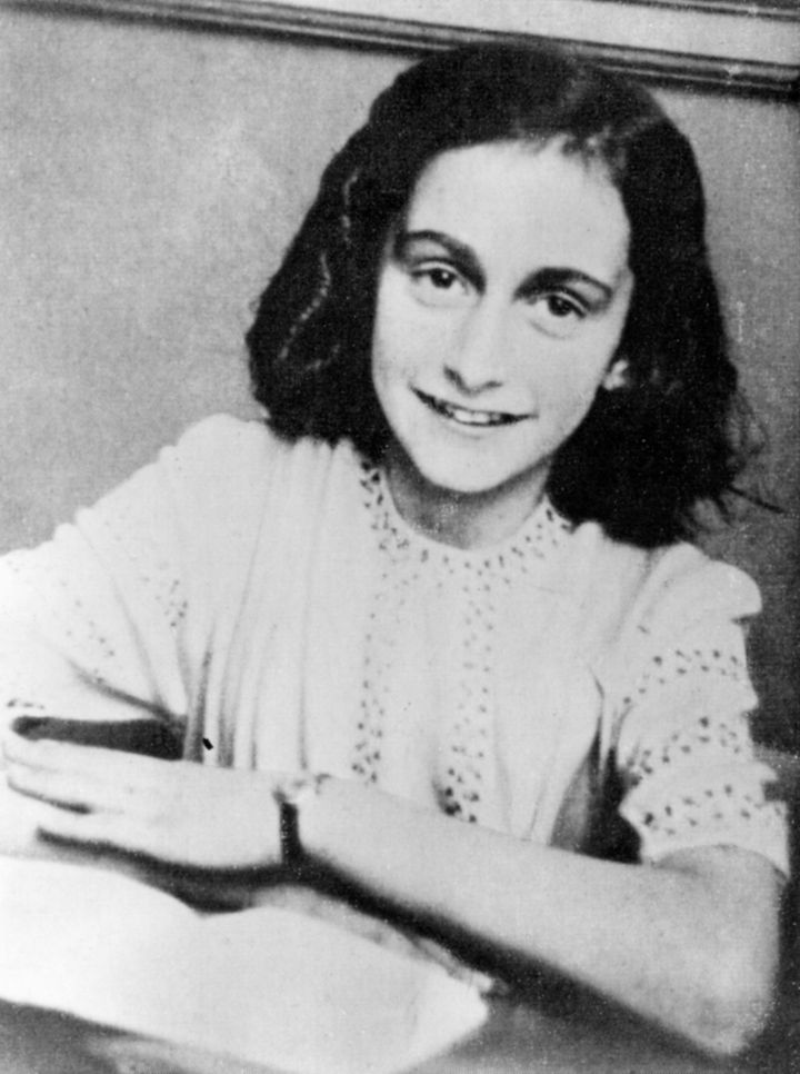 Anne Frank wrote about sexual education, prostitutes and 'dirty' jokes in her diary, something that researchers say&nbsp