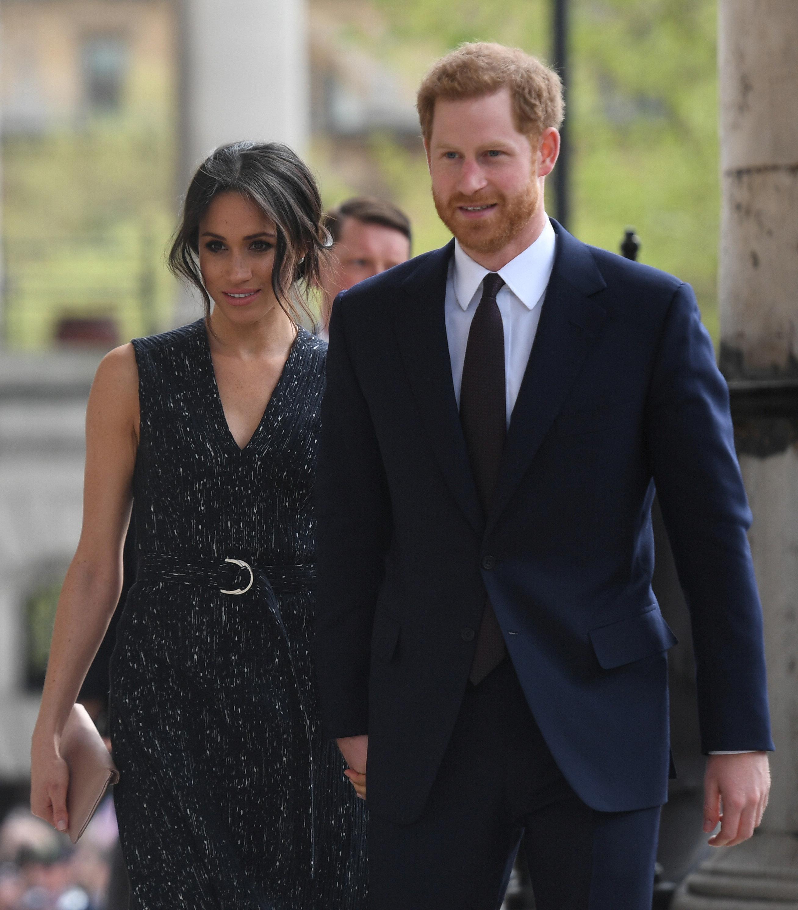 Was Obdachlose durchmachen müssen, damit Prinz Harry und Meghan eine makellose Hochzeit haben