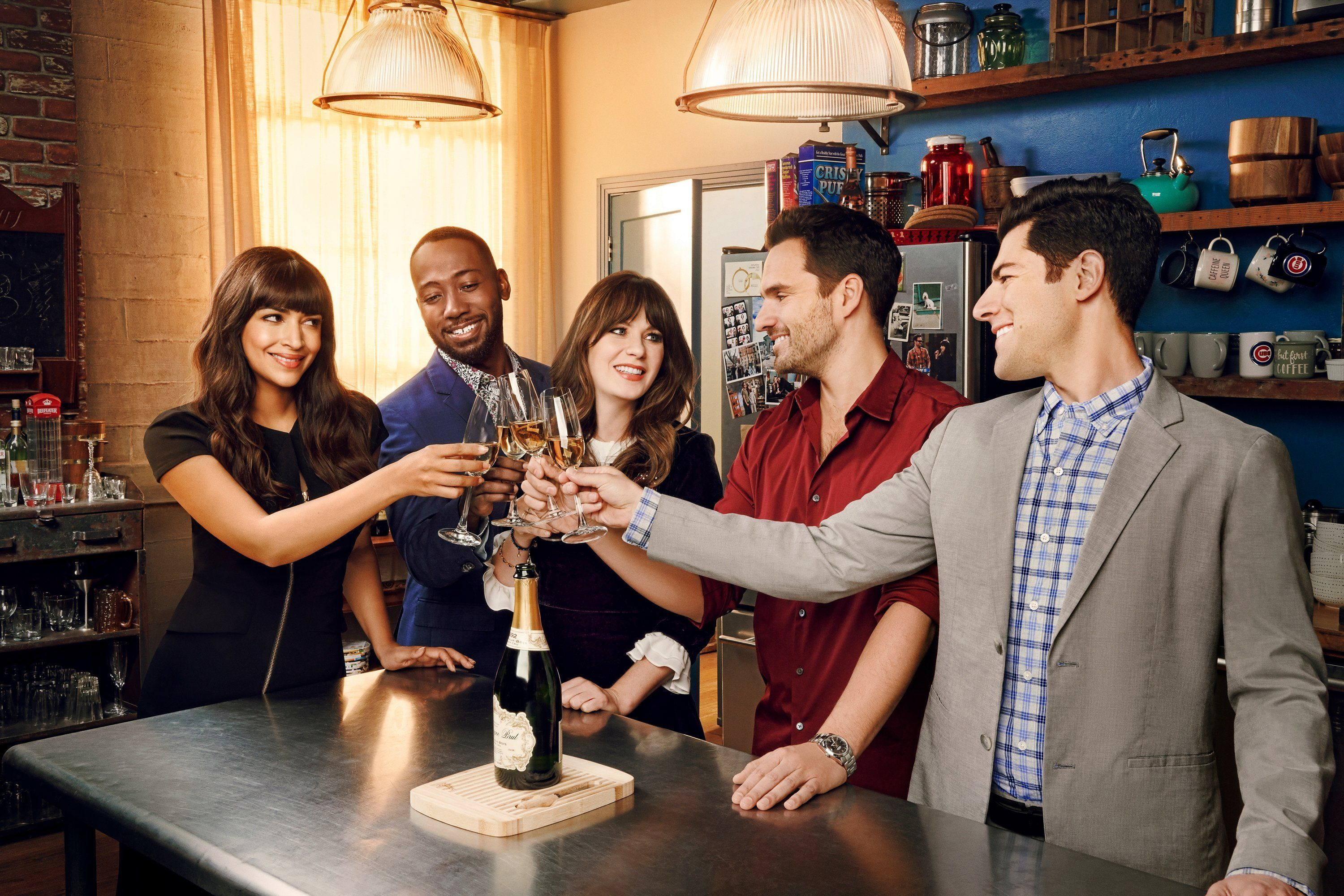 'New Girl' Fans Say Emotional Farewell To The Show As Series Finale Airs In The