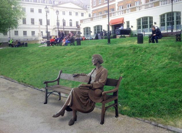 A Statue Of One's Own: Why We're Campaigning For A Virginia Woolf