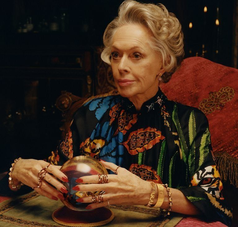 Tippi Hedren Reignites Modelling Career At 88 Years Old For