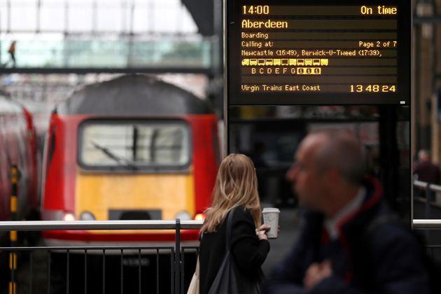 Virgin Trains East Coast will be renamedLondon and North Eastern Railway (file