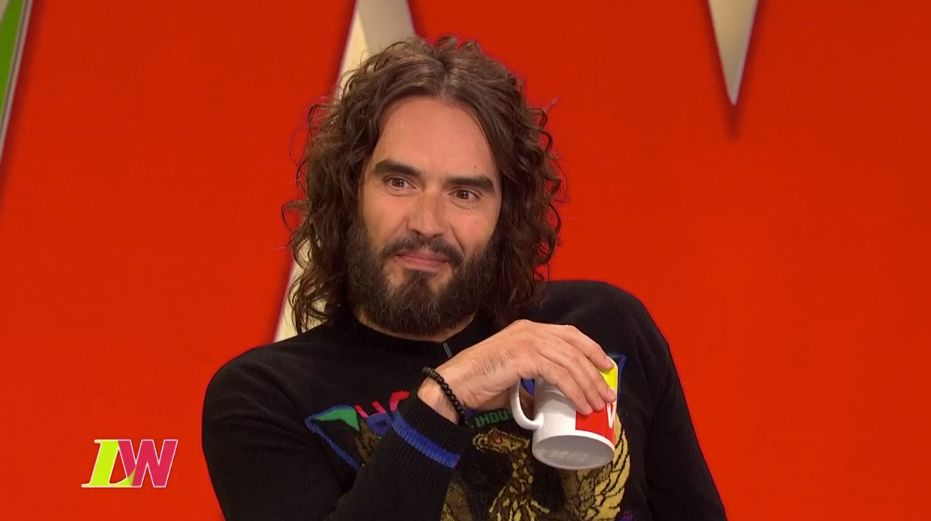 Russell Brand Says Mum Has Made 'Remarkable' Recovery Since 'Terrible' Car