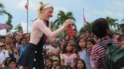 Ich reise als Clown durch Kriegsgebiete, um Kindern zu helfen – so hat die Arbeit mein Leben verändert