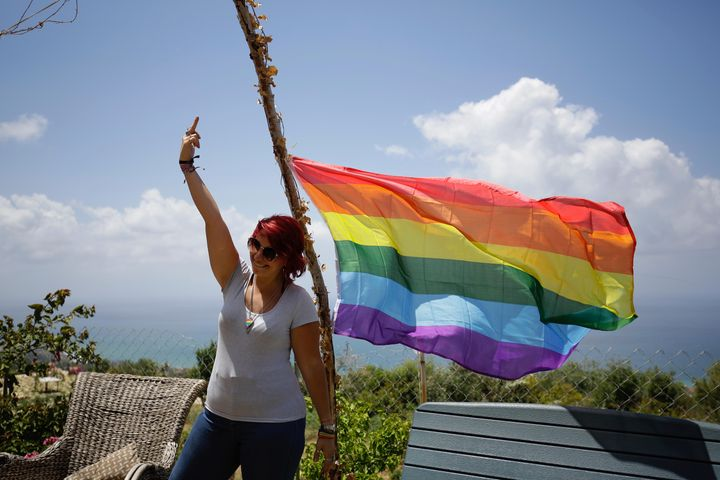 Lebanon became the first Arab country to hold a gay pride week last year.