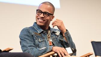 AUSTIN, TX - MARCH 17:  T.I. attends the 'Rapture' Premiere 2018 SXSW Conference and Festivals at Paramount Theatre on March 17, 2018 in Austin, Texas.  (Photo by Matt Winkelmeyer/Getty Images for SXSW)