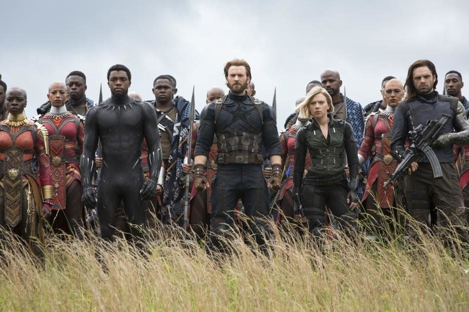A Marvel Exec Tried To Stop The Most Jarring 'Infinity War'