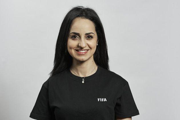 Zineb El Houari, journaliste sportive marocaine désignée experte FIFA pour le mondial en