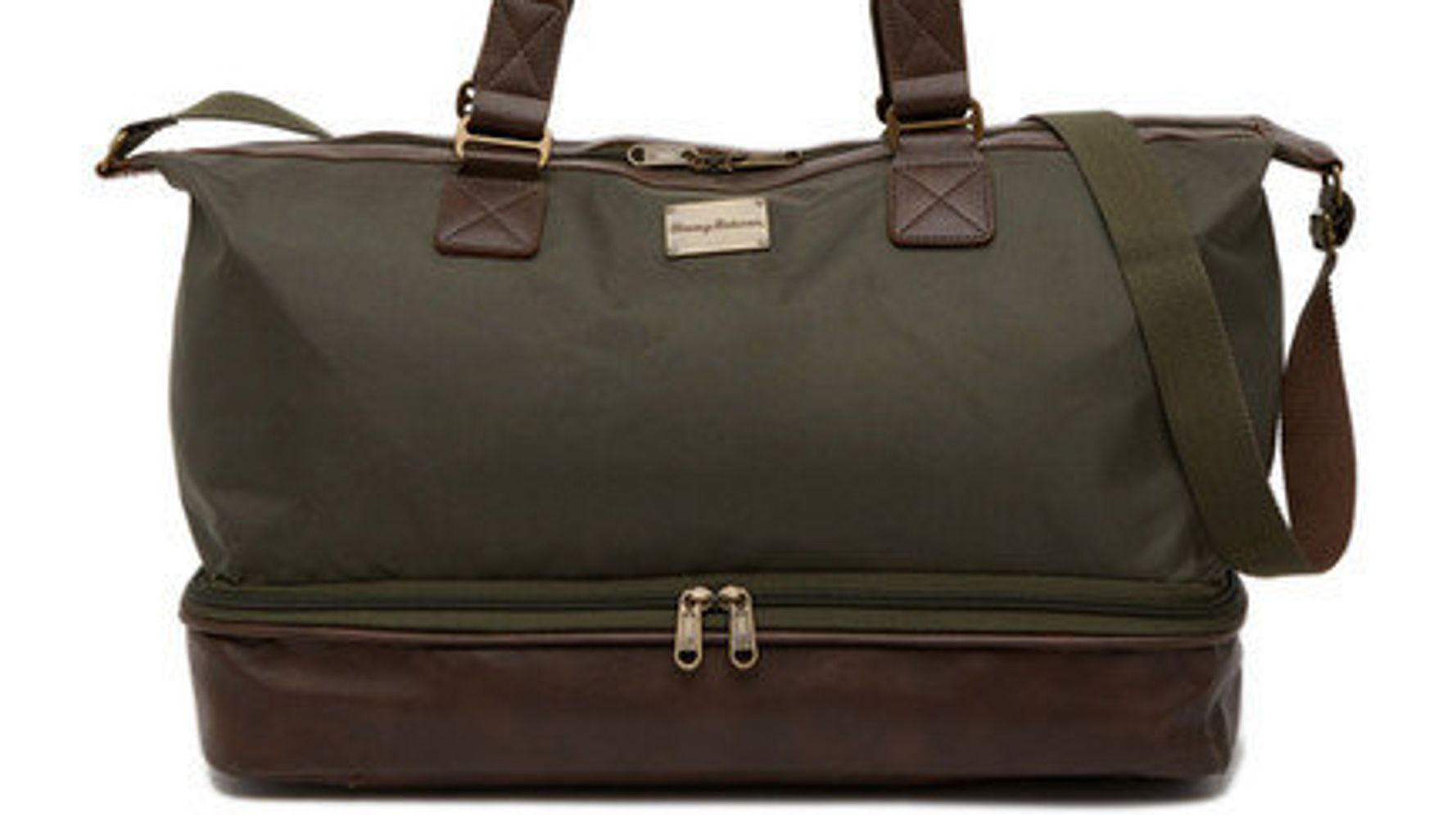 12 Spacious Weekend Bags With Shoe Compartments | HuffPost Life
