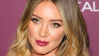 WEST HOLLYWOOD, CA - SEPTEMBER 15: Hilary Duff attends the 2017 Entertainment Weekly Pre-Emmy Party at Sunset Tower on September 15, 2017 in West Hollywood, California. (Photo by JB Lacroix/ WireImage)