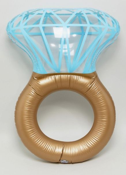 """Get it on <a href=""""http://us.asos.com/big-mouth/big-mouth-hen-party-bling-ring-pool-float-inflatable/prd/9182462"""" target=""""_bl"""