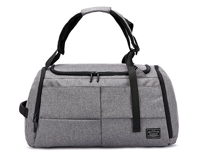 6f2b5c61fbf5 12 Spacious Weekend Bags With Shoe Compartments