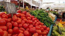 Découvrez les prix et l'affluence au marché central de Tunis