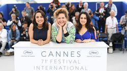 """Cannes: Standing ovation pour le film marocain """"Sofia"""" de Meryem Benm'Barek (PHOTOS)"""