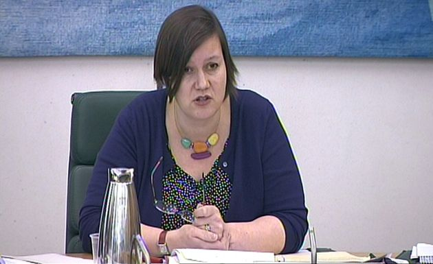 Meg Hillier: 'Yet again this is poor contracting by Government with one of its major suppliers'.