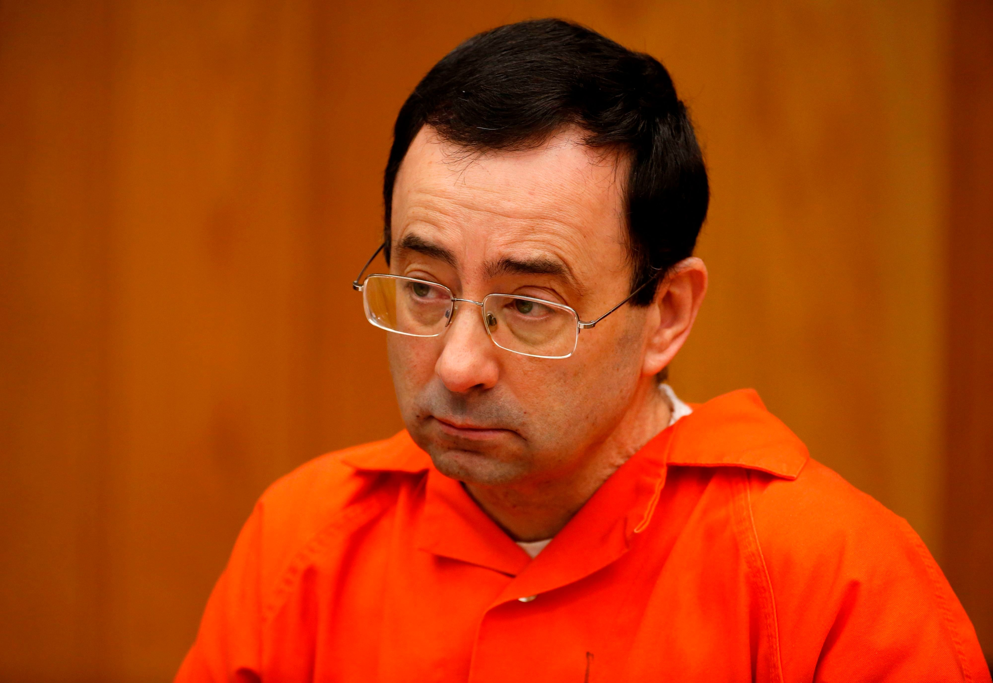 Larry Nassar Victims To Receive $500 Million In Michigan State Settlement