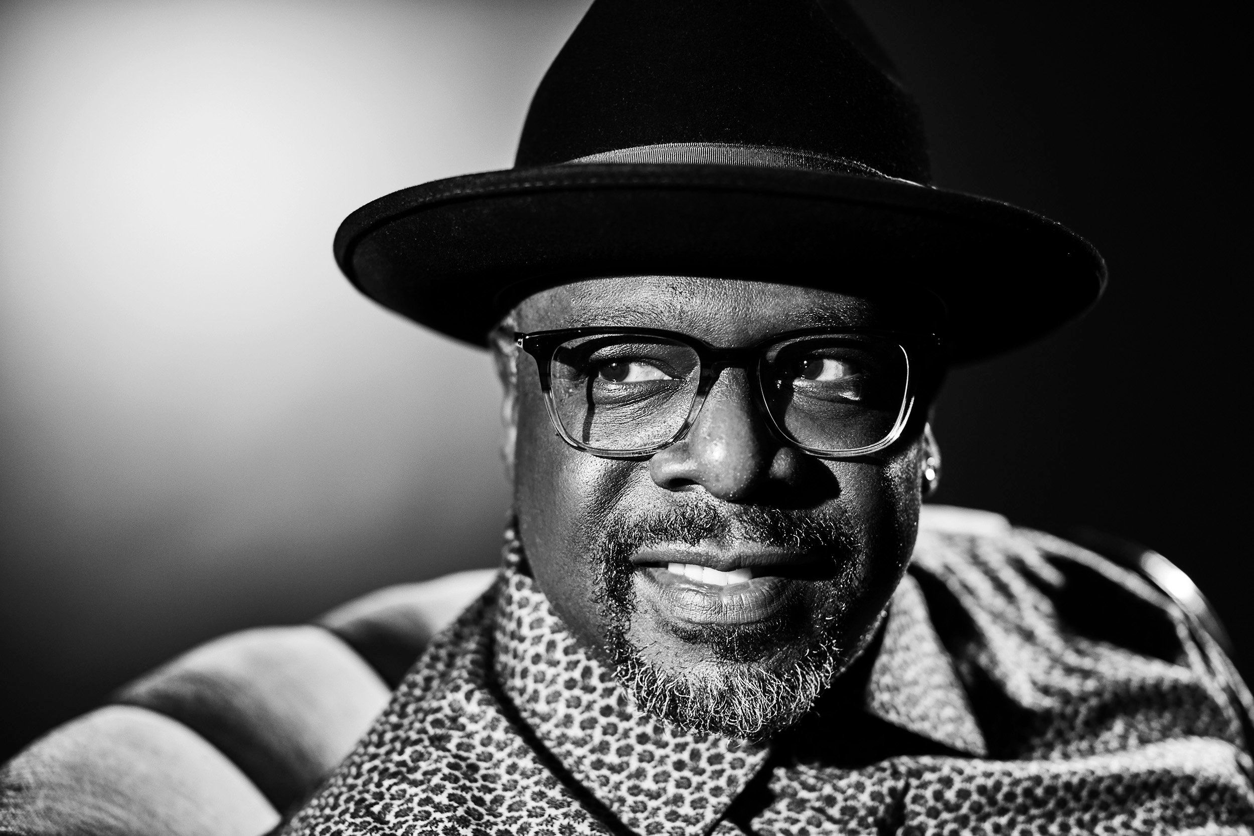 """TORONTO, ON - SEPTEMBER 11:  Cedric the Entertainer from the film """"First Reformed"""" poses for a portrait during the 2017 Toronto International Film Festival at Intercontinental Hotel on September 11, 2017 in Toronto, Canada.  (Photo by Maarten de Boer/Contour by Getty Images)"""