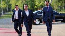 Παρέμβαση Τσίπρα για το Παλαιστινιακό και το Ιράν στο δείπνο των ηγετών της