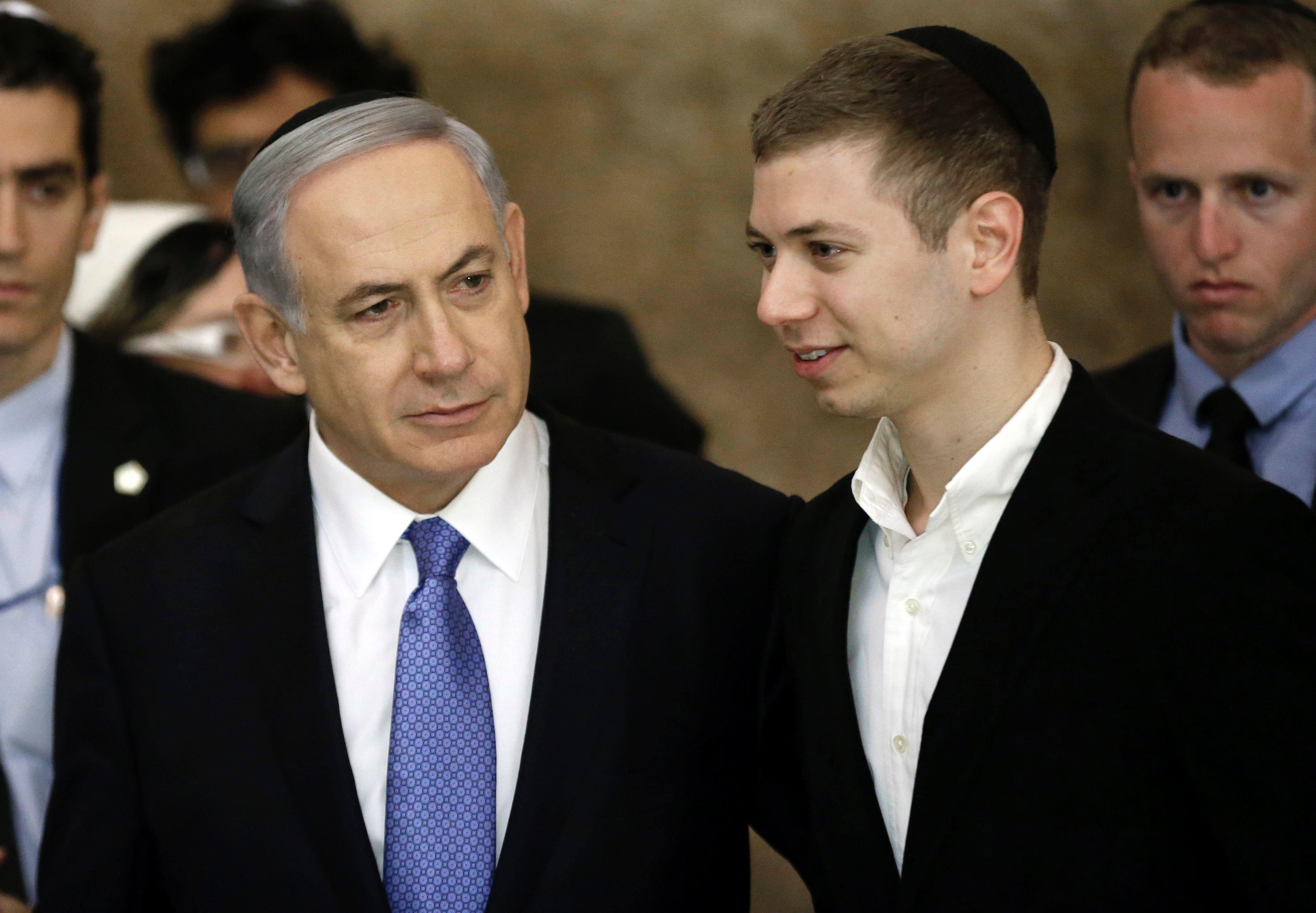 «Γ... την Τουρκία»: Το μήνυμα του γιου του Ισραηλινού πρωθυπουργού Νετανιάχου στο