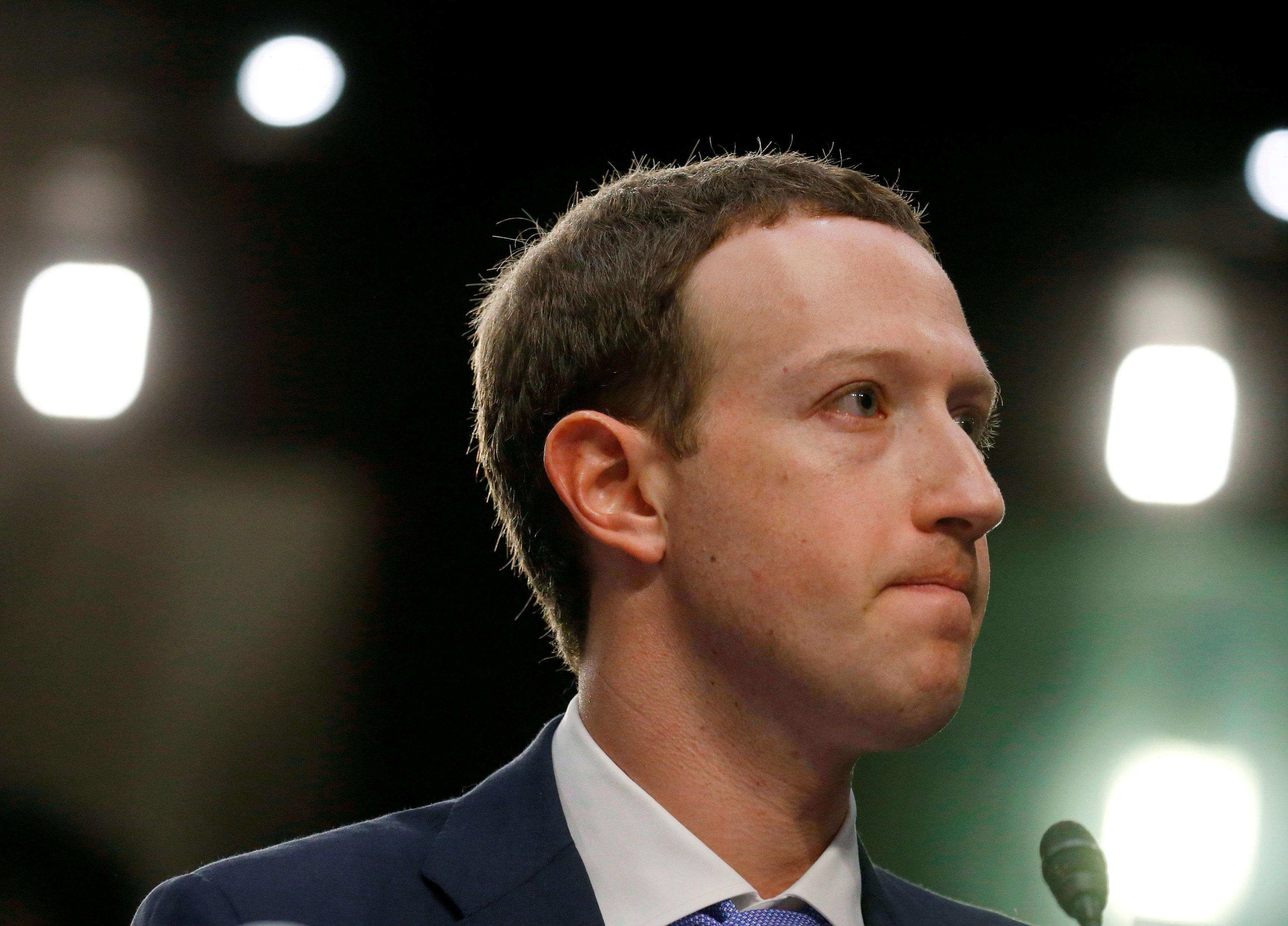 Στο Ευρωπαϊκό Κοινοβούλιο ο Mark Zuckerberg για τα προσωπικά