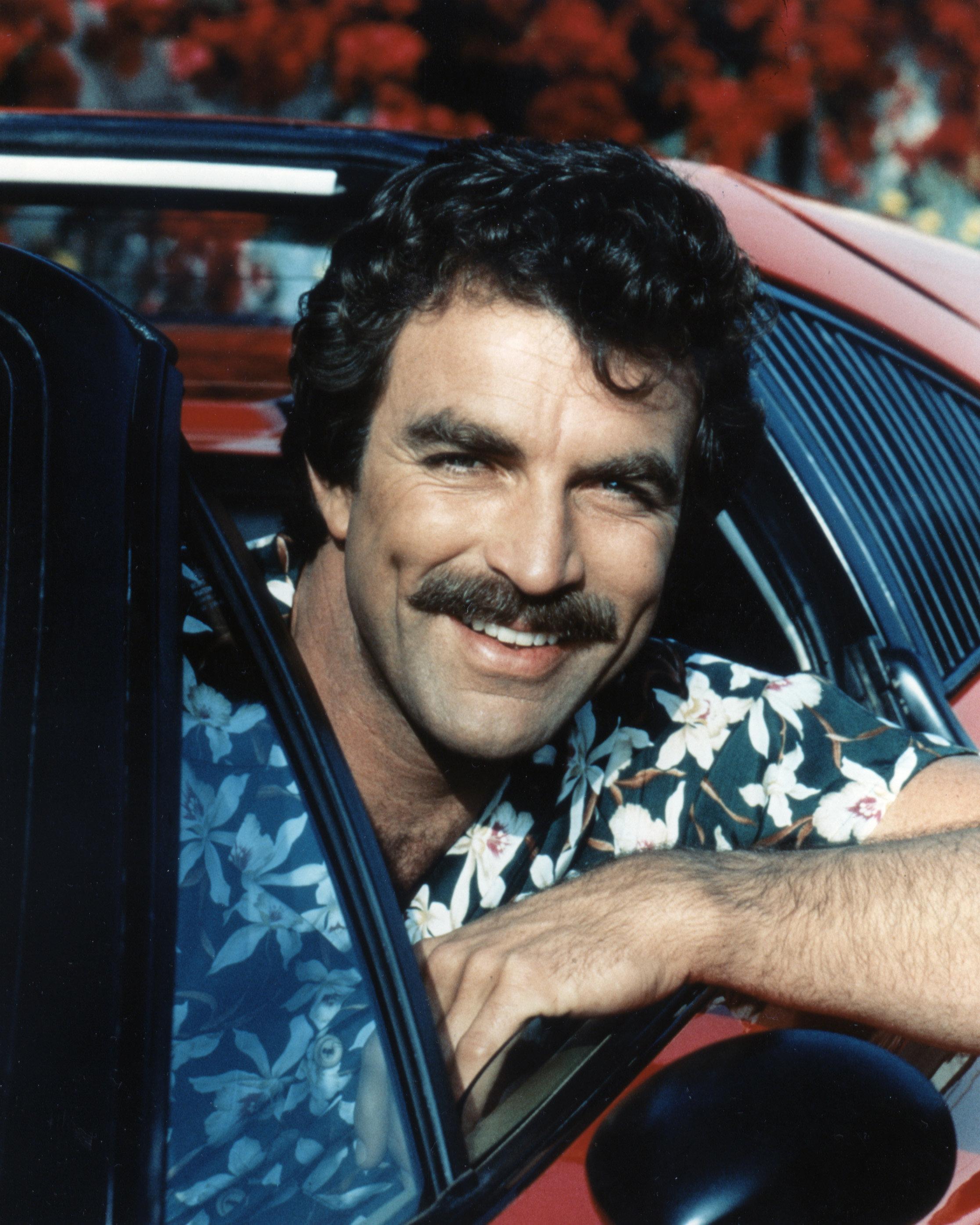 Magnum χωρίς το μουστάκι του Tom Selleck
